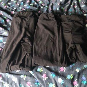 Lularoe tc black leggings